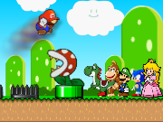 Mario Friends Rescue