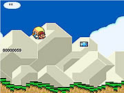 Super Marioworld Cape Glide