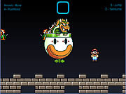 Super Mario World Bowser Battle