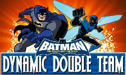 Batman the Brave and the Bold Dynamic Double Team