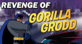 Batman Revenge Of Gorilla Grodd