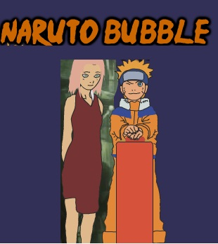 Naruto Bubbles