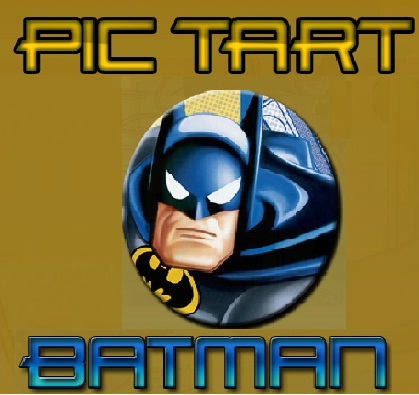 Batman - Pic Tart