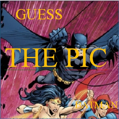 Batman - Guess the Pic