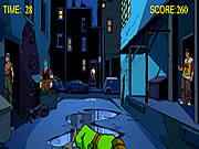 Teenage Mutant Ninja Turtles Shootdown