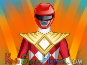 Power Rangers - Dress Up