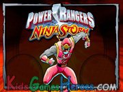 Power Rangers - Ninja Storm