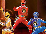 Power Ranger Death Race