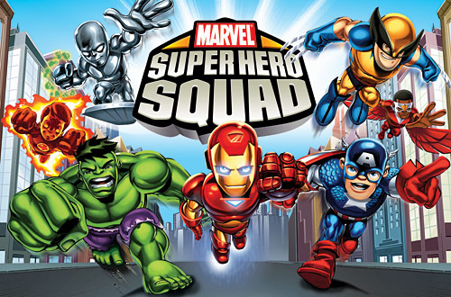 Marvel SuperHero Squad