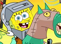 Spongebob And Dragons