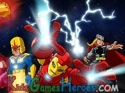 Super Hero Squad - Stones Of