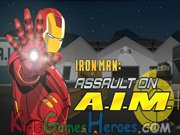 Iron Man 2 - Iron Attack