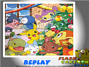Pokemon Sort My Jigsaw
