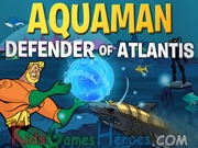 Aquaman - Defender of Atlantis