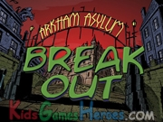 Arkham Asylum - Break Out