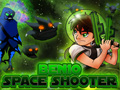 Ben10 space shooter
