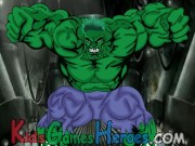 Hulk - New Dress Up