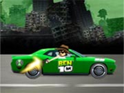 Ben10 Wanted Game