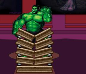 Hulk Power Game