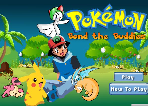 Pokemon Bond the Buddies