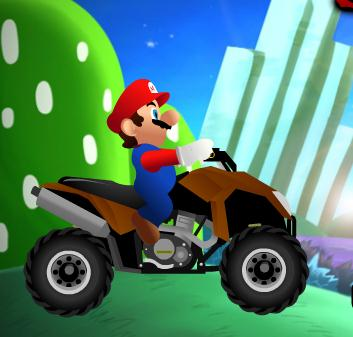 Super Mario ATV Rush