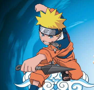Naruto Dragons Battle Game