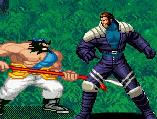 KOF VS Three Kingdoms