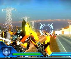 Transformers 3 Victory Is Sweet Game