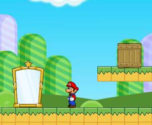 Mario Mirror Forest Game