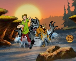Run For Your Life Scooby Doo
