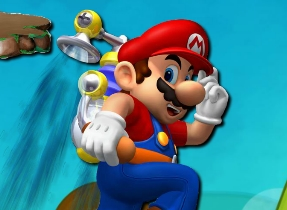 Mario Flying Adventures Game