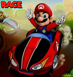 Mario Car Race Game