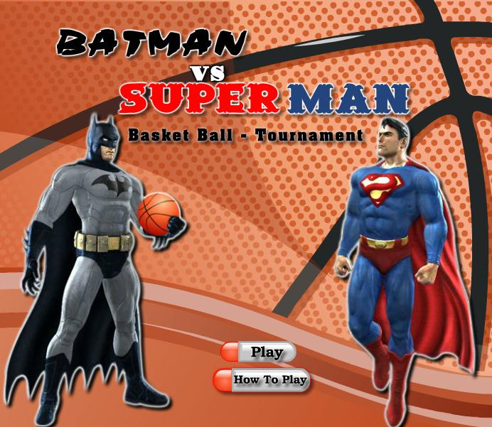 Batman vs Superman  Game
