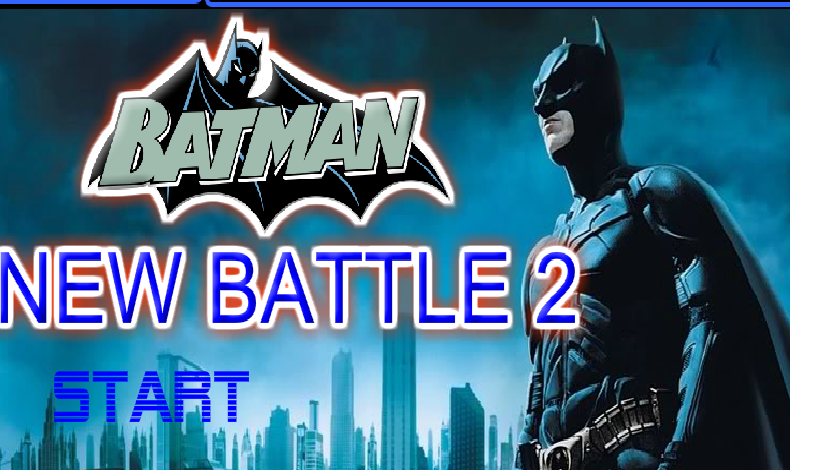 Batman New Battle 2 Game