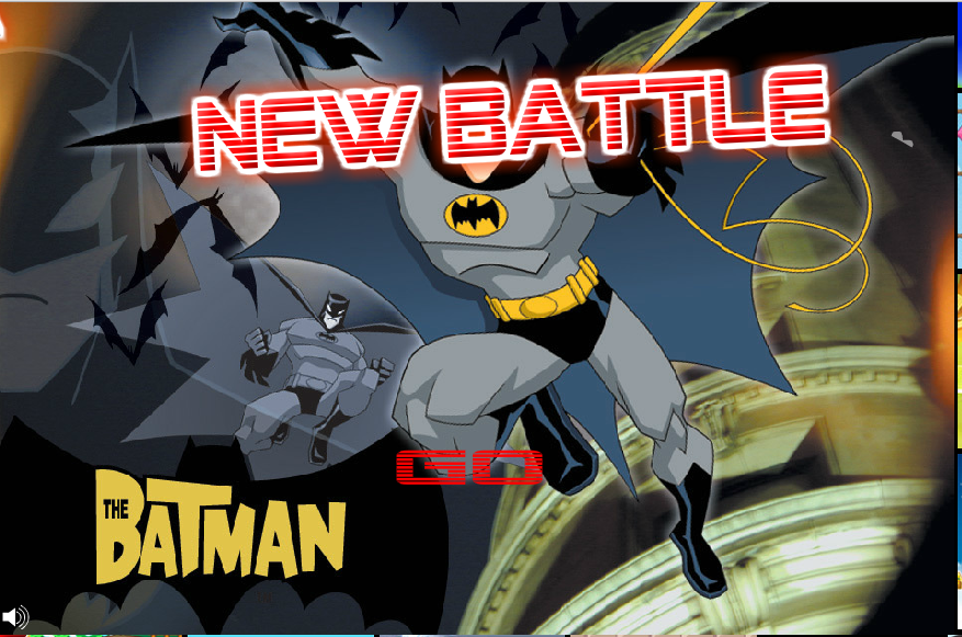 Batman New Battle Game
