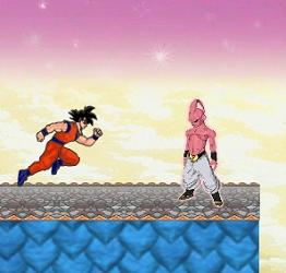 Dragon Ball Z Snake Way Game