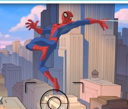 The Spectacular Spider Man Photo Hunt Game