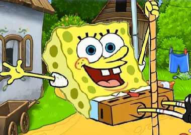 Spongebob Gold Rush 3