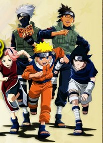 Magic Puzzle Naruto  Game