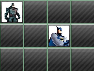 Batman Memory Game