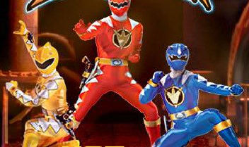 Power Rangers Red Hot Rescue