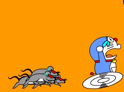 Doraemon Mice Invasion