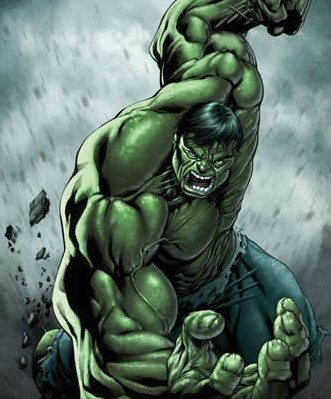 The Hulk Differences