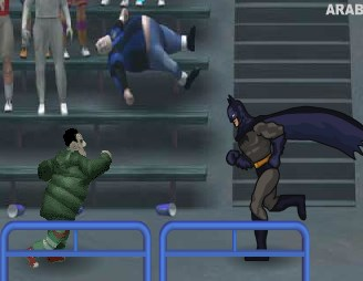 Batman Fighter Game