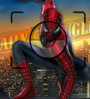 Spiderman Photohunt Game