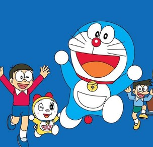 Doraemon Online Coloring Game