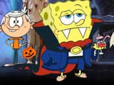 Spongebob Haunted House Builder