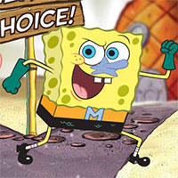 SpongeBob SquarePants Heros Choice