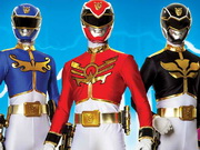 Power Rangers Rescue 3