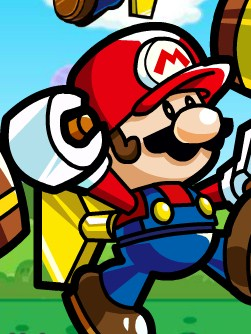 Mario Go Adventure Game